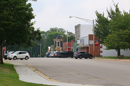 downtown philo, il