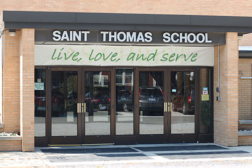 st. thomas catholic school philo
